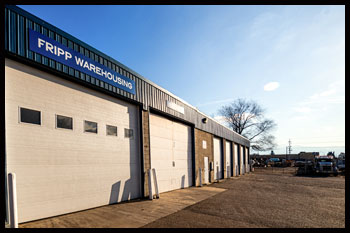Fripp Warehouse and Storage Solutions - outdoor